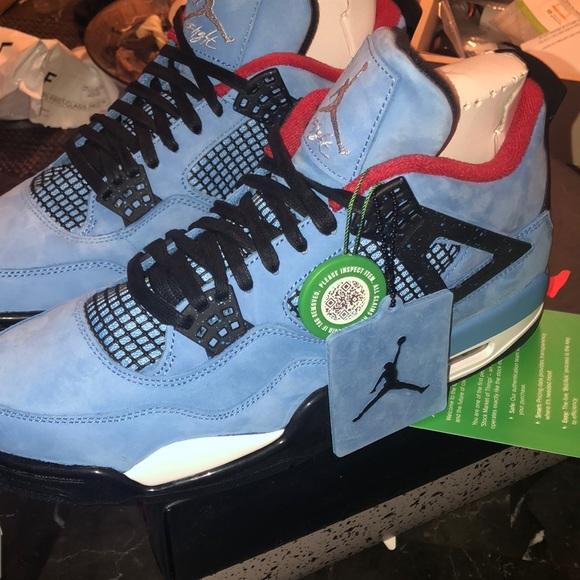 b586aa66 Jordan Shoes | Retro 4 Travis Scott Cactus Jack | Poshmark